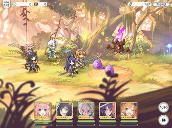 プリンセスコネクトRe:Dive ストーリーが面白いアプリ