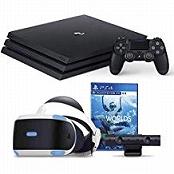 アマゾンプライムデー過去に人気目玉商品 PS4 VRWOLDS