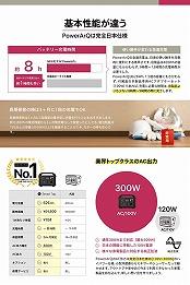 ポータブル電源SmartTap