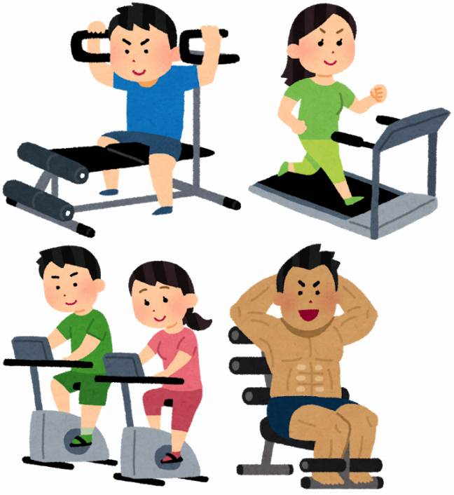 初めてのスポーツジム&筋力トレーニングジムの感想1回目~3回目【無料見学 体験】