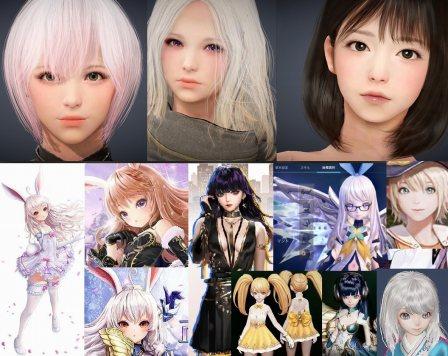 3Dキャラ 女の子が可愛いアプリ【ソシャゲ・スマホ美少女RPG リアルで自由度が高い着せ替えゲーム】