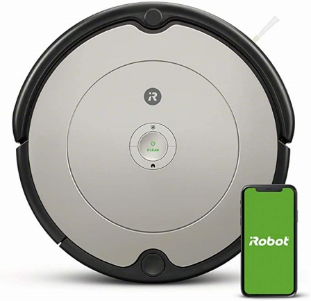 【Amazon.co.jp限定】ルンバ 692 アイロボット ロボット掃除機 WiFi対応 遠隔操作 自動充電