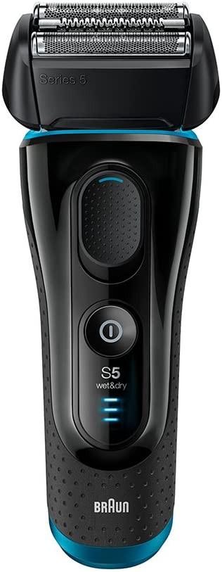 ブラウン シリーズ5 5140s メンズシェーバー 4カットシステム 密着3Dヘッド/人工知能