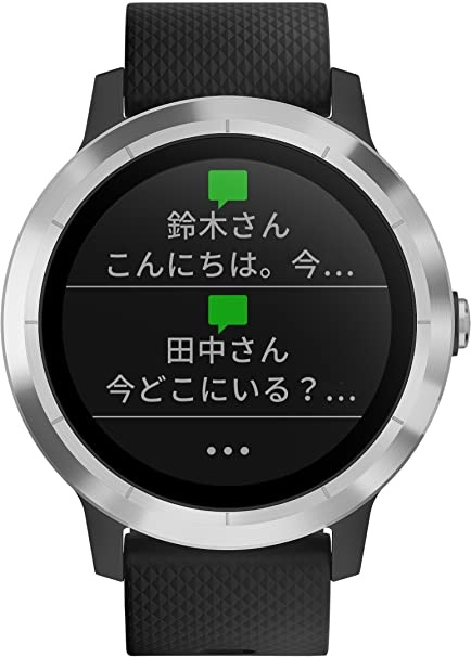GARMIN(ガーミン) スマートウォッチ 時計 GPS アクティブトラッカー 活動量計