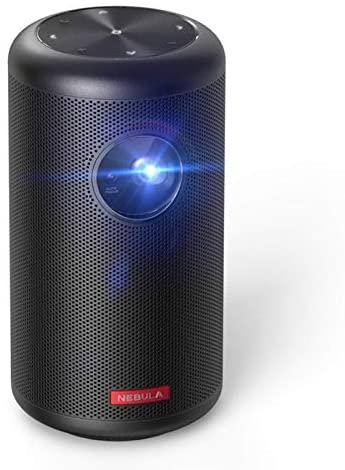 Anker Nebula Capsule II(世界初 Android TV搭載 モバイルプロジェクター)