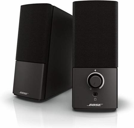 Bose Companion 2 Series III multimedia speaker system スピーカー