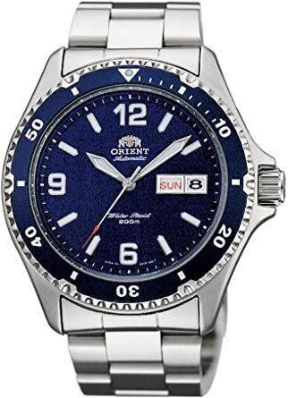 [オリエント時計] 腕時計 オートマティック Mako