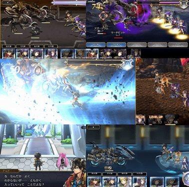 アナザーエデンのゲームレビュー画像