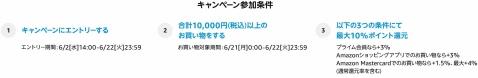 【お得な買い方3】10000ポイント還元2