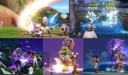 オンライン対戦できるスマホRPG【ソシャゲMMOアプリ・スマホオンラインゲーム】
