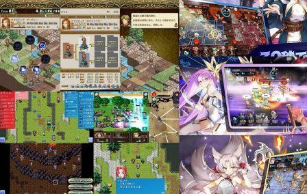 マス目で戦うタクティクスRPGアプリ・シミュレーション【スマホゲーム・ソシャゲ】