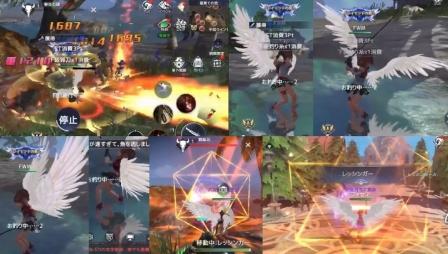 フォーセイクンワールド 神魔転生のゲームレビュー画像1
