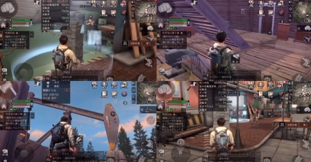 ライフアフターのゲームレビュー画像1