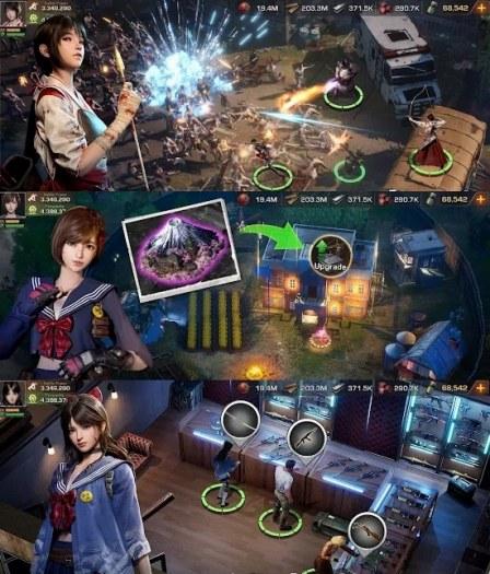 ステート・オブ・サバイバルのゲームレビュー画像