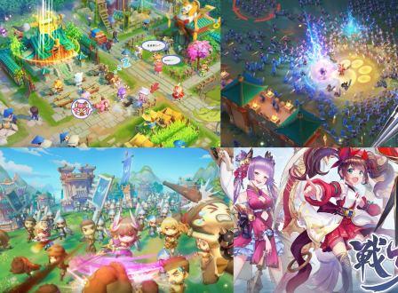 三国志外伝:戦姫覚醒のゲームレビュー画像1