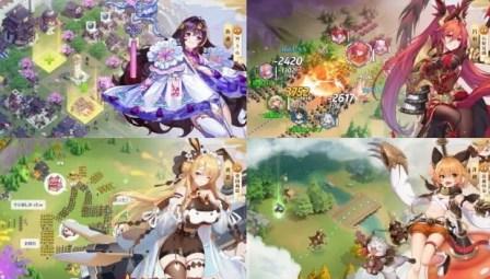三国志外伝:戦姫覚醒のゲームレビュー画像2