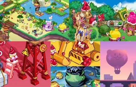 クッキーラン:キングダムのゲームレビュー画像2