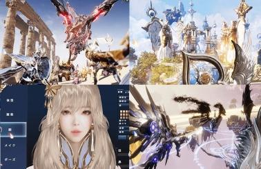 ARKA-蒼穹の門のゲームレビュー画像