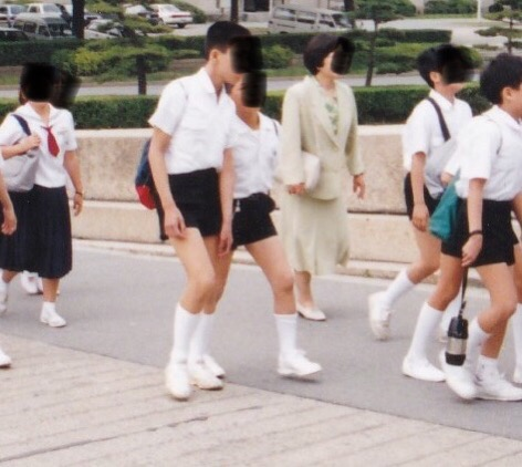 大阪城心霊写真