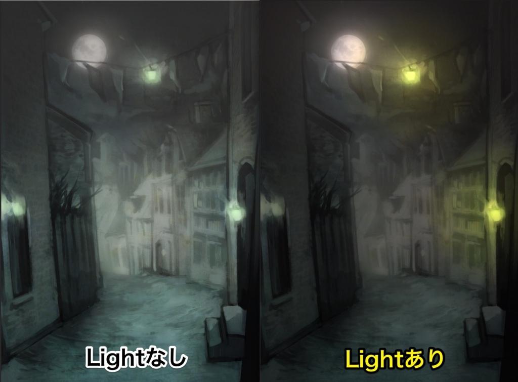 Unityの2D(Sprite Renderer)でLightを使う【Unity】 - (:3[kanの