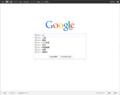 Google グノシー サジェスト