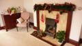 横浜市イギリス館2F クリスマスの飾り付け