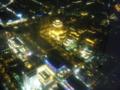 台北の夜景も、けっこうキレイ