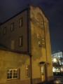 古くて雰囲気のある建物がズラリ