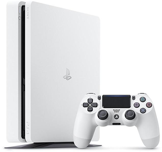 グレイシャー ホワイト PS4