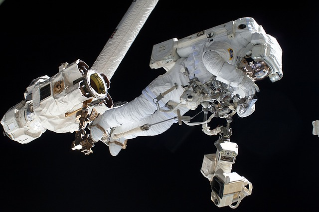 国際宇宙ステーション 宇宙飛行士