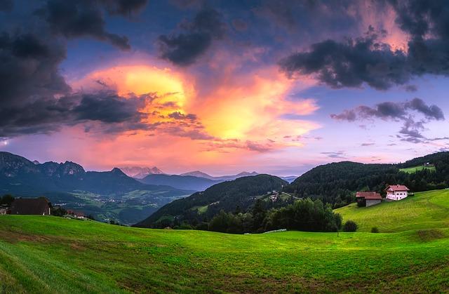 イタリア 風光明媚