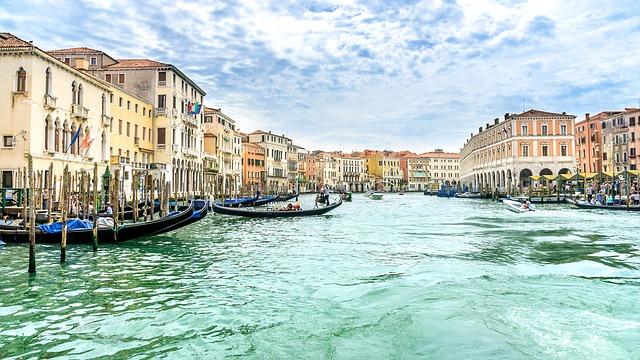 ヴェネツィア ゴンドラ