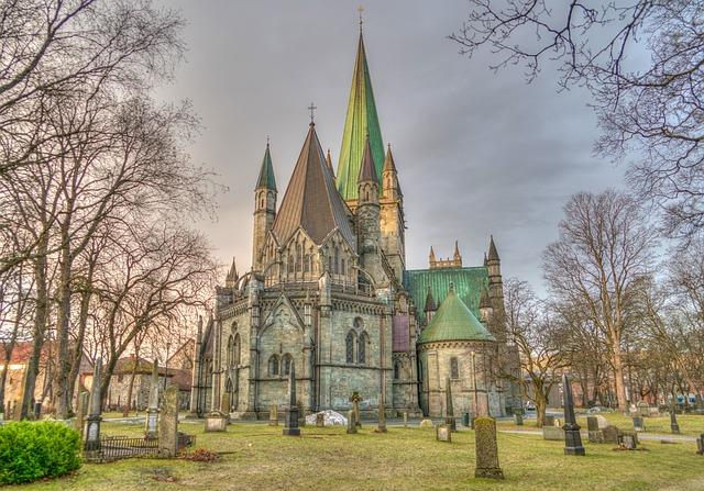 ニーダロス大聖堂 ノルウェー