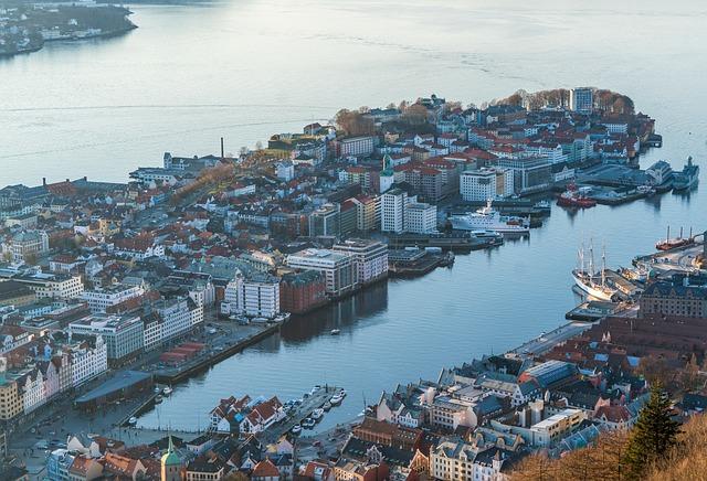 ベルゲン ノルウェー