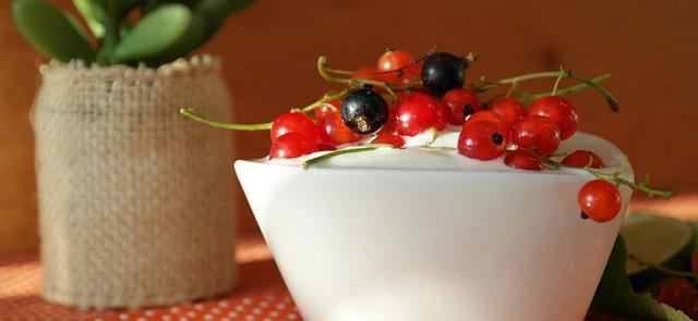 ヨーグルト フルーツ 果物