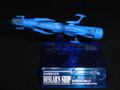 [食玩]デスラー艦/COSMO FLEET COLLECTION 宇宙戦艦ヤマト復刻版