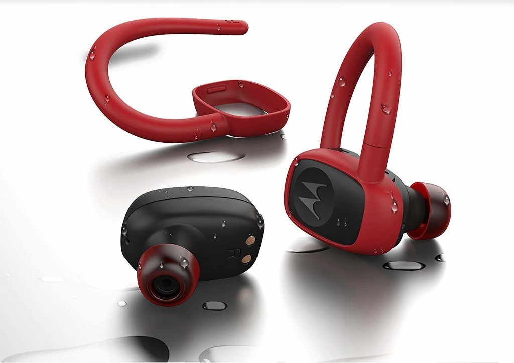 Motorola Stream Sport: IP54 True Wireless Headset