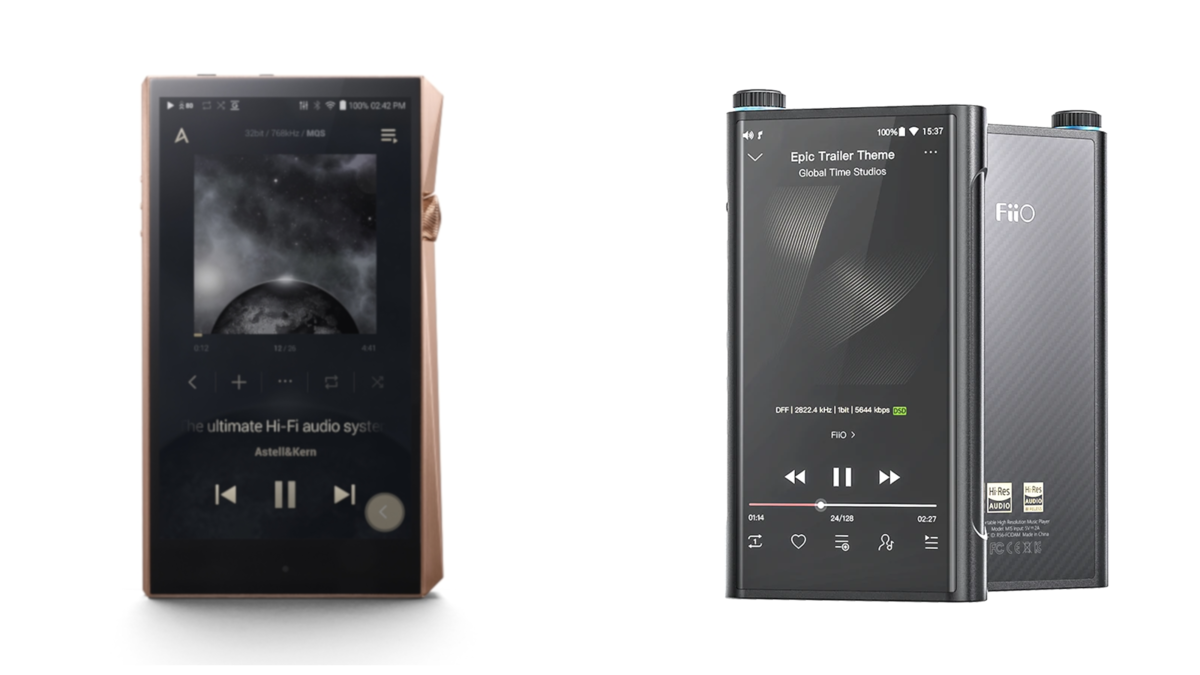 FiiO M15 vs Astell&Kern SP2000: Which is the Truly High-end?