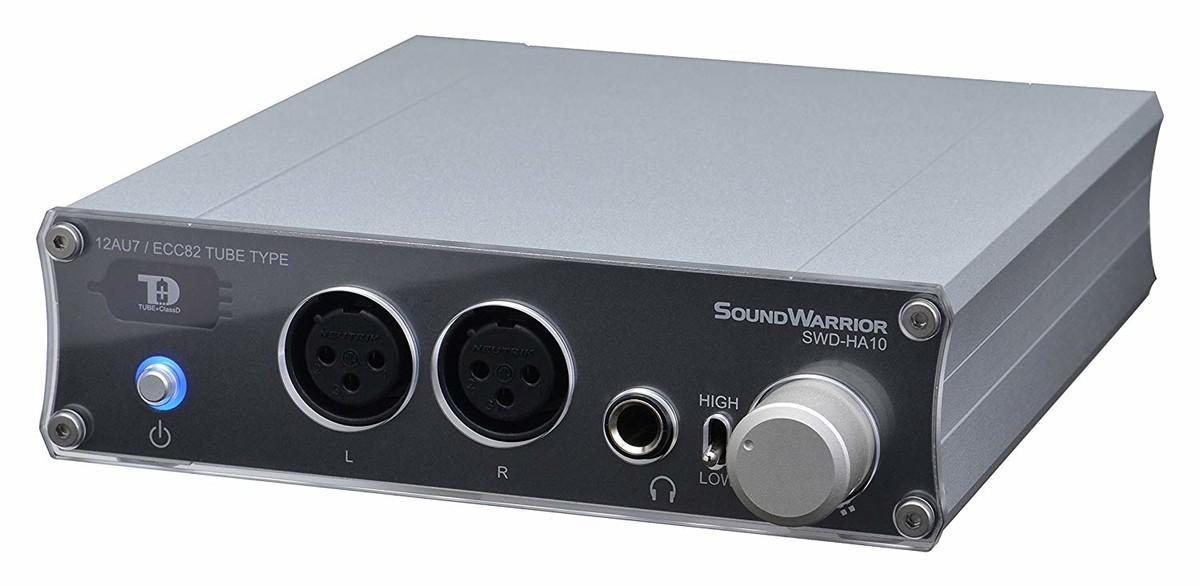 SOUND WARRIOR SWD-HA10
