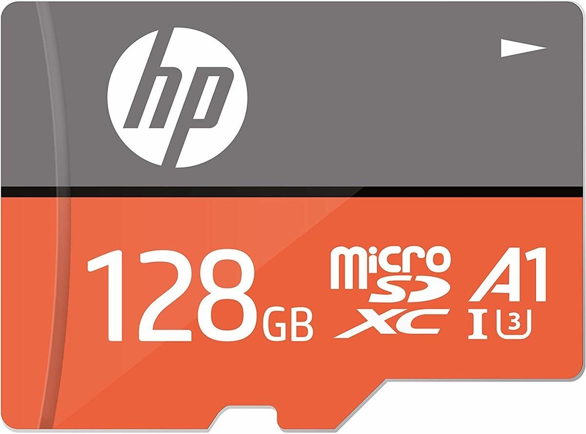 HP microSDXCカード 128GB