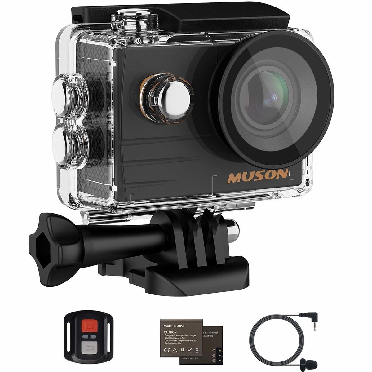 MUSON アクションカメラGO1