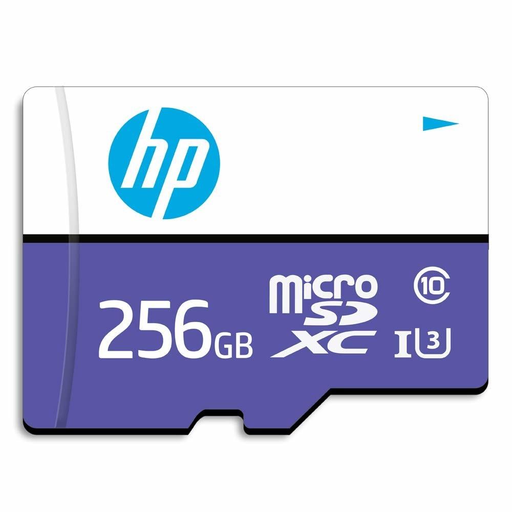HP microSDXCカード 256GB