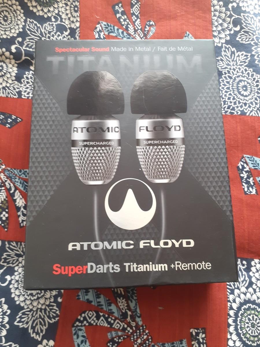 Atomic Floyd SuperDarts Titanium