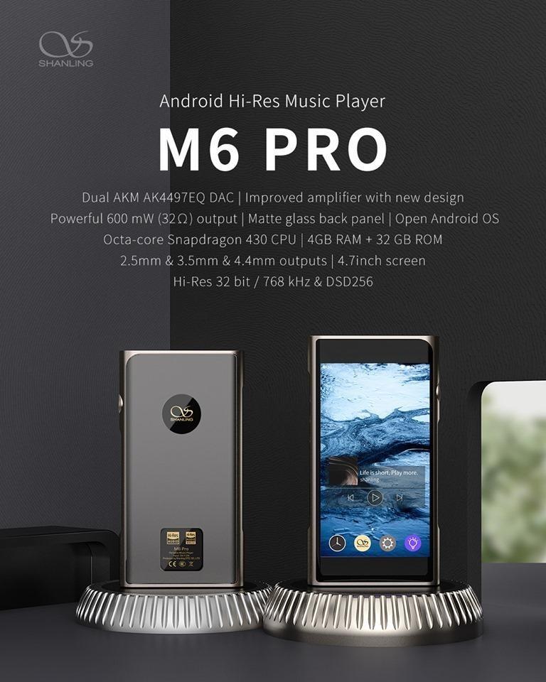Shanling M6 Pro
