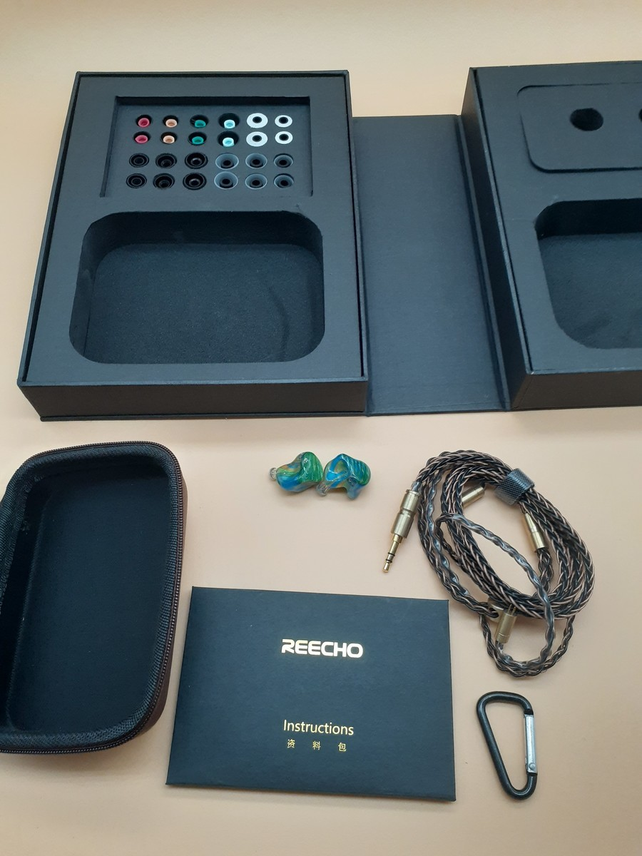 Reecho×Peacock Audio Spring