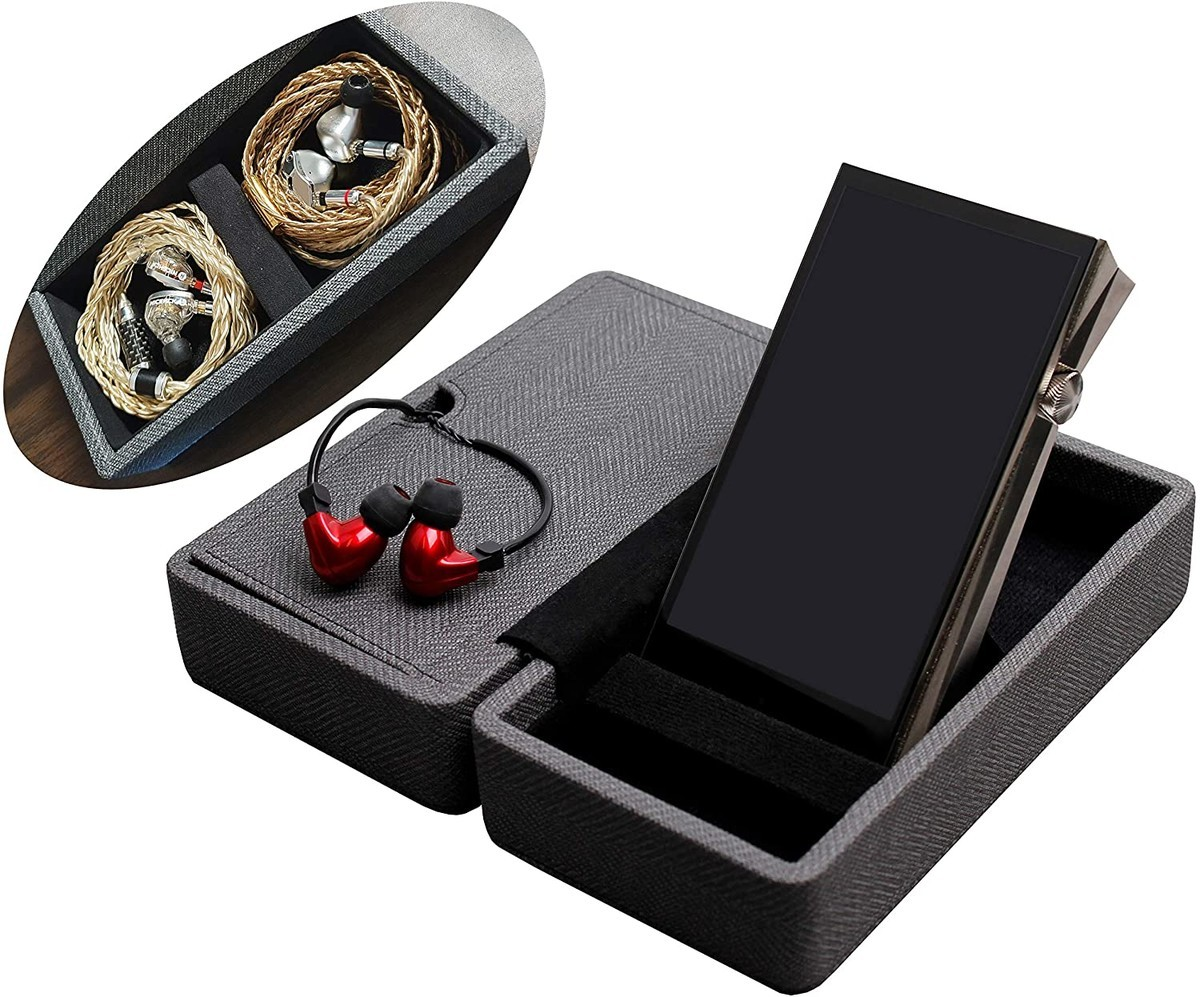 Miter Carrying Case for DAP + Earphone