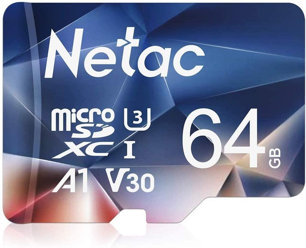 Netac microsd カード 64GB