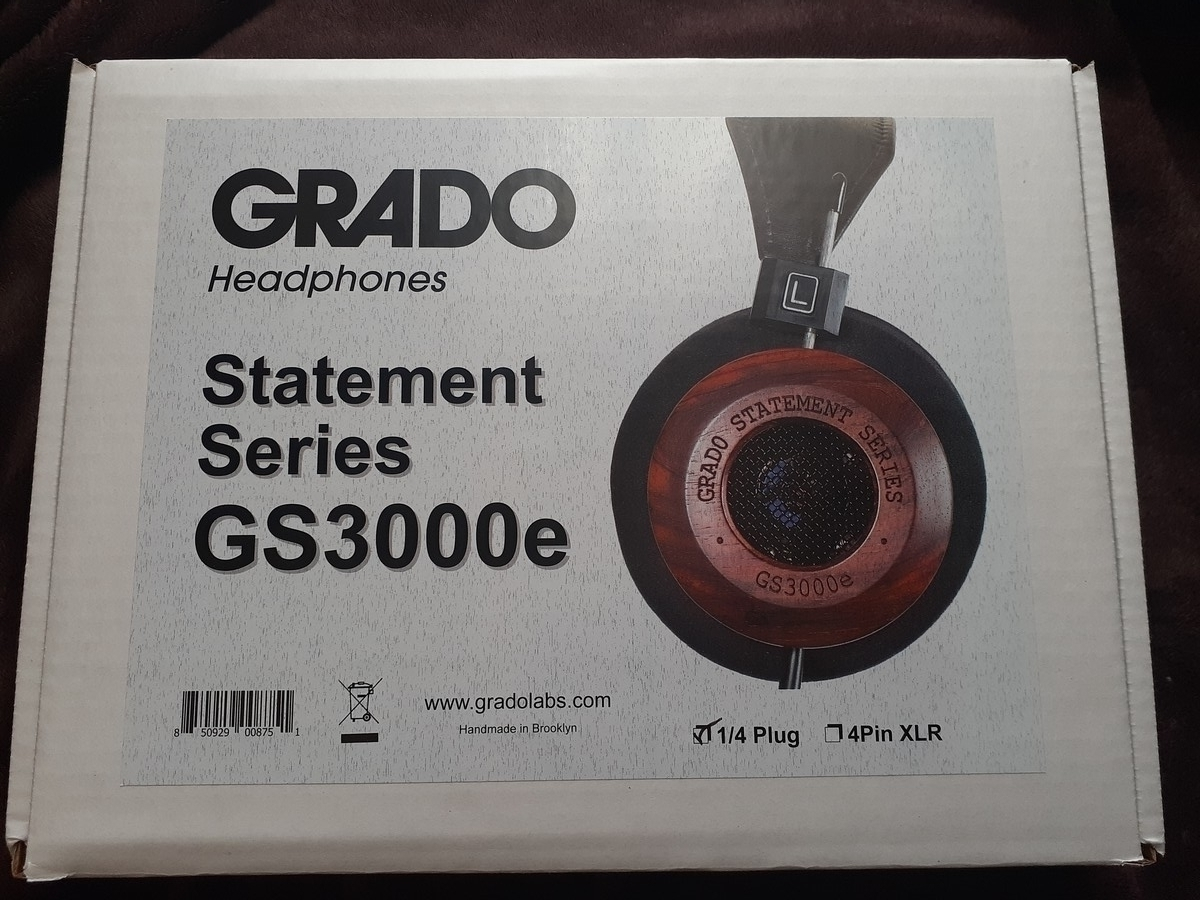 GRADO GS3000e