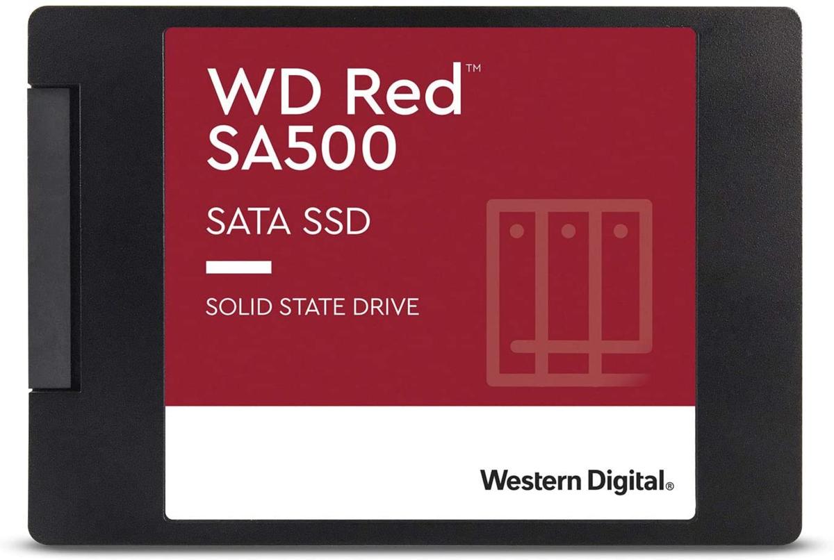 Western Digital SSD 1TB WD Red SA500