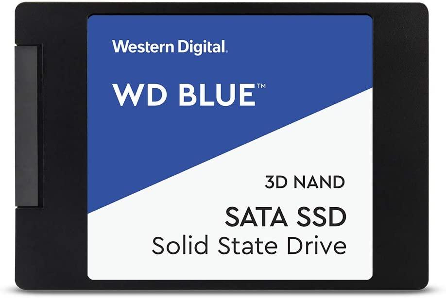 Western Digital SSD 4TB WD Blue
